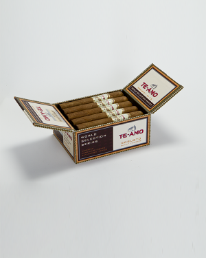 World Selection  Series Dominicana Blend Robusto